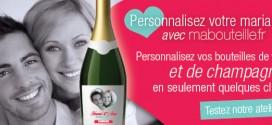 Champagne et vin personnalisé: une idée originale